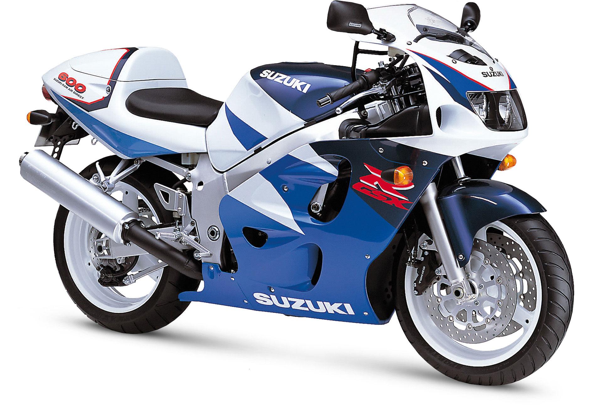 GSX R 600 (1995-2000)