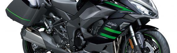 Nieuwe Kawasaki Ninja 1000SX voor 2020 !