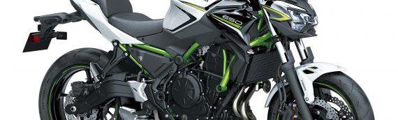 Nieuwe Kawasaki Z650 voor 2020 !