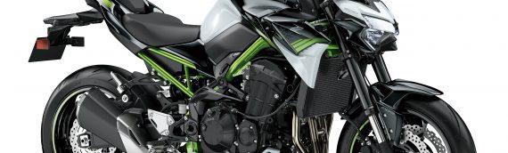 Nieuwe Kawasaki Z900 voor 2020 !