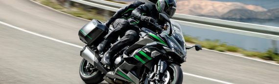 Kawasaki maakt prijzen nieuwe Ninja 1000 SX bekend!