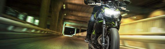 Scherpe introductieprijs nieuwe Kawasaki Z650