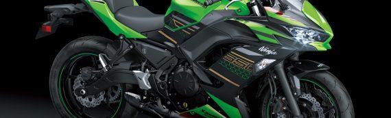 Kawasaki maakt prijzen bekend van de 2020 Ninja 650