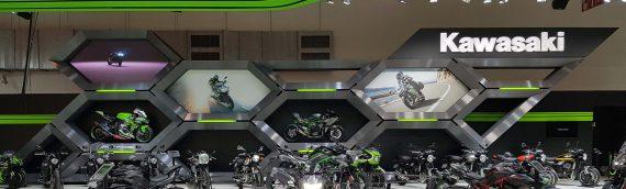 Kawasaki met maar liefst 6 nieuwe 2020 modellen op de Motorbeurs