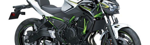 Nieuwe Kawasaki Z650 voor €99,- per maand